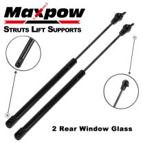 Maxpow 2Pcs Rear Window Glass Lift Supports Struts Compatible With Jeep Grand Cherokee 1999 2000 2001 2002 2003 2004 SG314022 4528