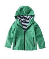M2C Boys Girls Hooded Windproof Jacket Light Windbreaker