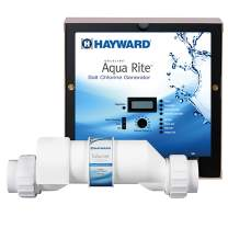 Hayward W3AQR3 AquaRite Electronic Salt Chlorination System for In-Ground Pools,15,000-Gallon Cell