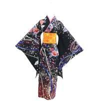 Shanghai Story Japanese Style Kimono Cosplay Costume for Japan Anime