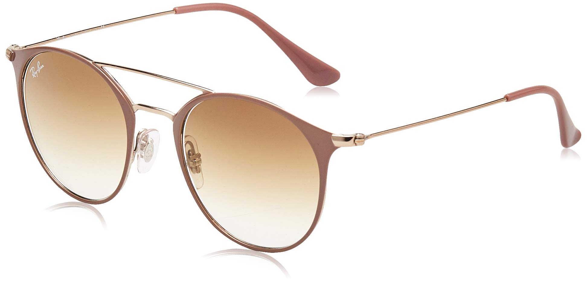Ray-Ban unisex-adult Rb3546 Round Metal Sunglasses Round Sunglasses