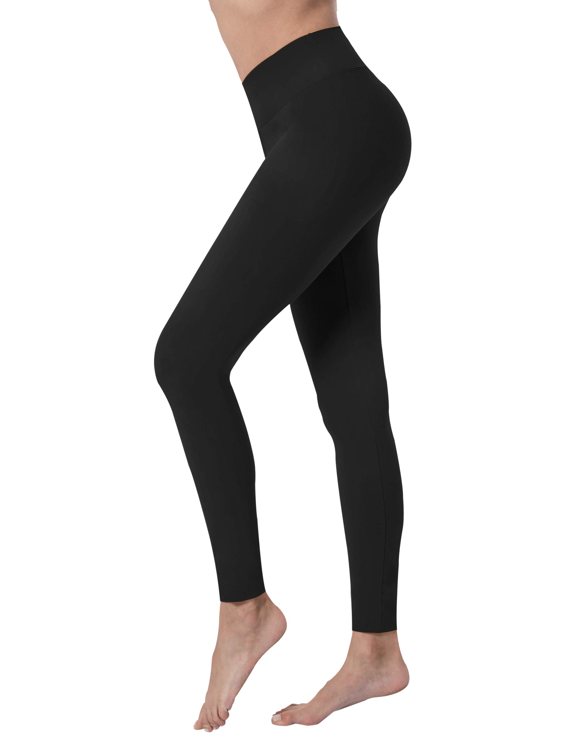 VALANDY High Waisted Leggings for Women Stretch Tummy Control Workout Running Yoga Pants Reg&Plus Size