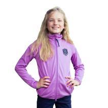 HORZE Girls Saga Fleece Jacket