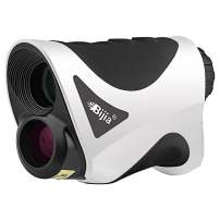 BIJIA Golf Rangefinder with Slope -6X 650Yards Laser Golf Range Finder with Flag-Locking,Slope Correction,Vibration and Distance Measurement