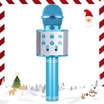 LITTLEFUN Super Wireless Bluetooth Microphone Birthday Home Party Best Gift