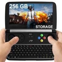 "GPD Win 2 [256GB M.2 SSD Storage] Mini Handheld Windows 10 Video Game Console Gameplayer 6"" Laptop Notebook Tablet PC CPU M3-8100Y lntel HD Graphics 615 8GB/256GB"