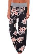 ROBERT MATTHEW Just Breathin Women's Lounge Pants | Comfy Wide Leg Pajama Pants for Women