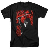 Popfunk Friday The 13th Movie Jason Lives T Shirt & Stickers