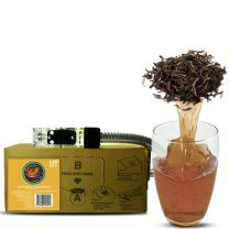 Bar Beverages Old Virginian Craft Unsweetened Tea (3 Gallon Bag-in-Box Syrup Concentrate) - Box Pours 18 Gallons of Iced Tea - Use with Bar Gun, Soda Fountain or SodaStream
