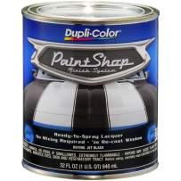 Dupli-Color (BSP200-2 PK 'Paint Shop' Jet Black Finish System Base Coat - 1 Quart, (Case of 2)