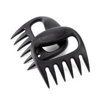 Fully Solid Bear Claws, Meat Shredder for BBQ – Lock for Safe Storage, Perfectly Shredded Meat- Best Pulled Pork Shredder Claw x 2 for Barbecue, Smoker, Grill