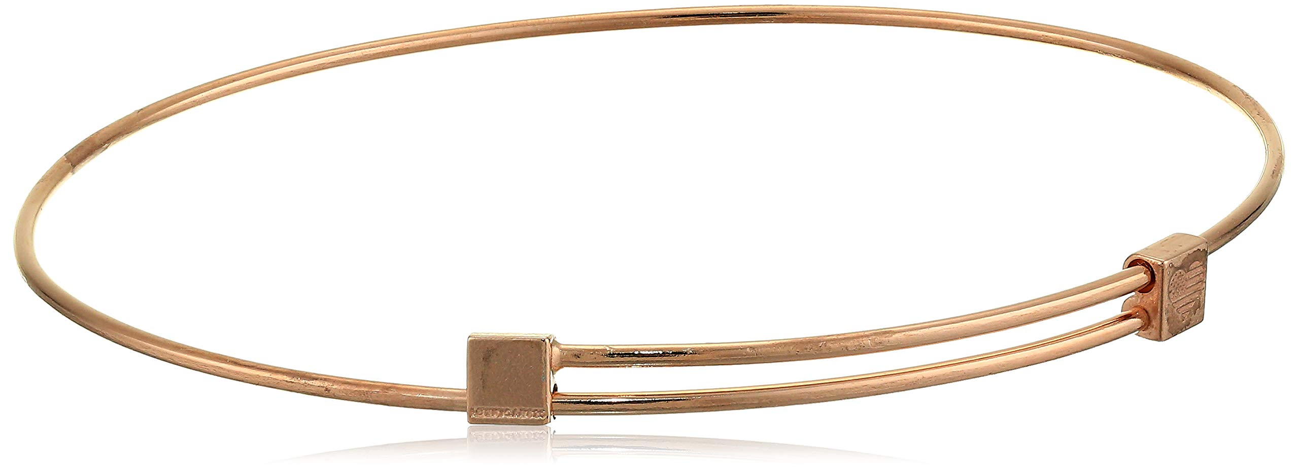 Alex And Ani Replenishment 19 Women's 14Kt Rose Gold Plated EWB