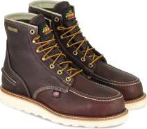 "Thorogood 1957 Series Men's 6"" Moc Toe, MAXWear Wedge Waterproof Non-Safety Toe Boot"