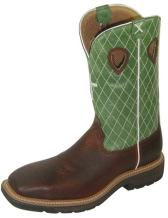 Twisted X Men's Lite Cowboy Non-Safety Work Boot