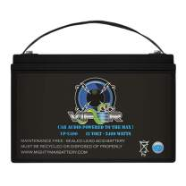 Mighty Max Battery Viper VP-2400 12V 2400 Watt Battery for Gravity GPOWER GR1200.2 Brand Product