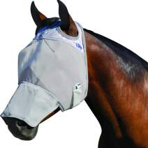 Cashel Crusader Long Nose Fly Mask