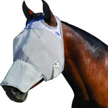 Cashel Crusader Long Nose Fly Mask