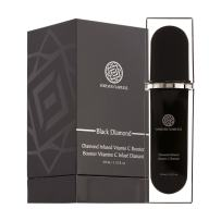 Forever Flawless Diamond Infused Vitamin C Booster with 100% Natural White Diamond Infused Powder, Anti-Aging Ingredients Designed to Diminish Fine Lines and Wrinkles FF44 (1.35 oz)