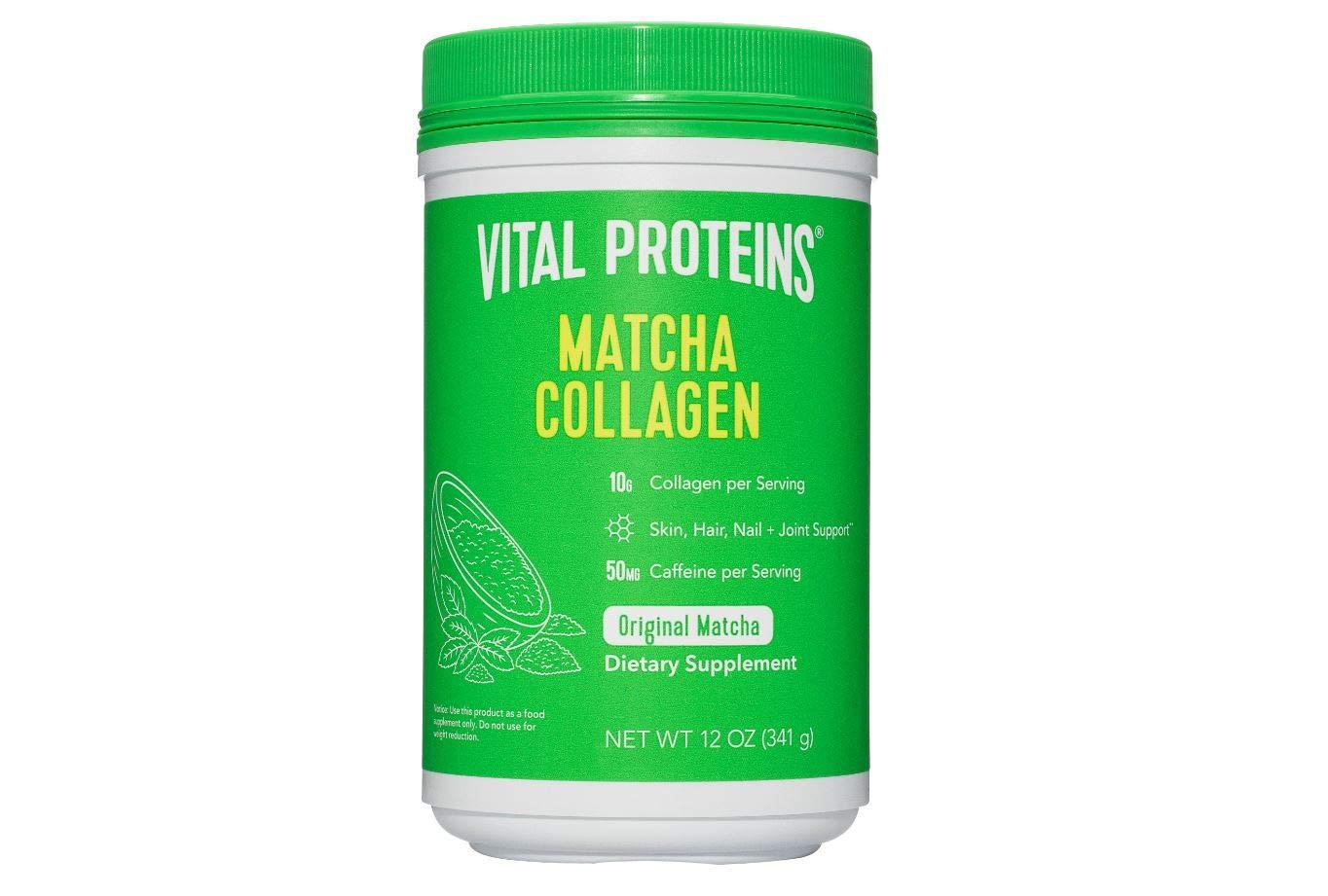 Vital Proteins Matcha Collagen - Matcha Green tea powder