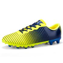 YING LAN Men's Boy's Turf Cleats Soccer Athletic Football Outdoor/Indoor Sports Shoes AG