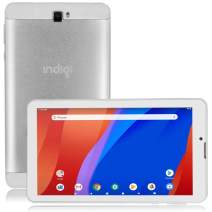 Indigi White 7-inch TabletPC & Phone 4G LTE Smart Phone WiFi GSM Unlocked AT&T T-Mobile