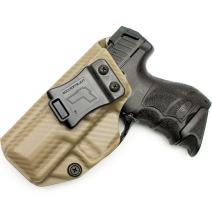 Tulster IWB Profile Holster in Left Hand fits: H&K VP9SK Holster