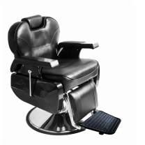 HYD-Parts All Purpose Hydraulic Recline Barber Chair, Salon Hair Styling Beauty Shampoo Spa