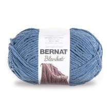 Bernat Country Blue Blanket Big Ball Yarn (10106)