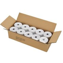 SJPACK Thermal Paper 3 1/8 x 230ft Pos Receipt Paper, 10 Rolls Cash Register Roll TM-T88 T-20 T-90 SRP-350 370