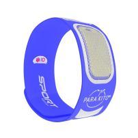 Para'Kito Mosquito Repellent - Sport Edition Wristbands - Blue