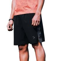 KELME Men's Lightweight Quick Dry Workout Running Shorts with Key Pockets