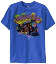 Ripple Junction Grateful Dead Youth Ridin That Train Heavy Weight 100% Cotton Crew T-Shirt