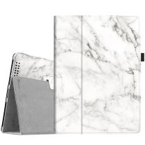 Fintie Case for iPad 2 3 4 Case (Old Model) - Folio Stand Smart Cover Auto Sleep/Wake Feature for Apple iPad 2, iPad 3rd gen & iPad 4th Generation with Retina Display, Marble