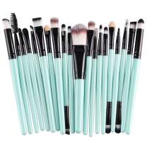AprFairy Eye Makeup Brushes Set, 20 Piece Eyeshadow Brushes Set Professional Makeup Brushes Eye Shadow Concealer Eyebrow Eyelash Eye Liners Blending Make Up Brushes with Soft Synthetic Wool