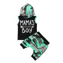 Toddler Kids Baby Boys Girl Fall Clothes Long Sleeve Hoodie Sweatshirt+Pants 2 Pieces Outfits Set