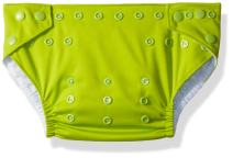 Dandelion Diapers Diaper Covers - Diaper Cover Shell with Snaps- One Size - Compare to Grovia Shell - Kiwifruit