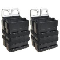 Loglife Tactical Magazine Pouch Bag Holster 5.56 FastMag for M4 MAG Polymer, Black DE FG