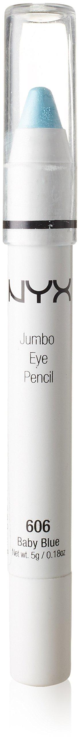 NYX Jumbo Eye Pencil Shadow Liner 606 Baby Blue