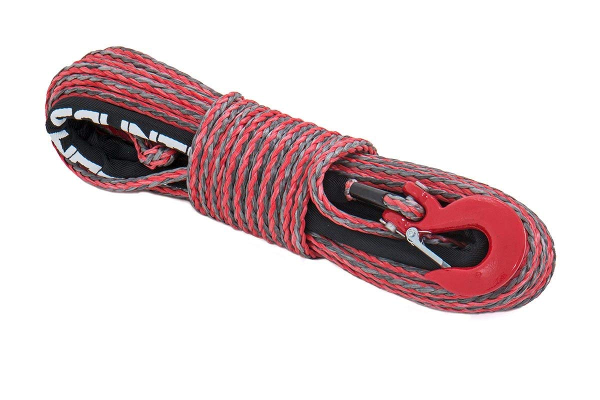 """Rough Country Synthetic Winch Rope 