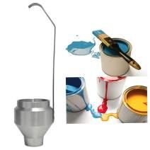 Viscosity Cup 4mm Aluminum DIN Immersion Viscosity Cup Din 4 Viscosity Cup