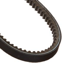"Gates BX49 Tri-Power Belt, BX Section, BX49 Size, 21/32"" Width, 13/32"" Height, 52"" Outside Circumference"