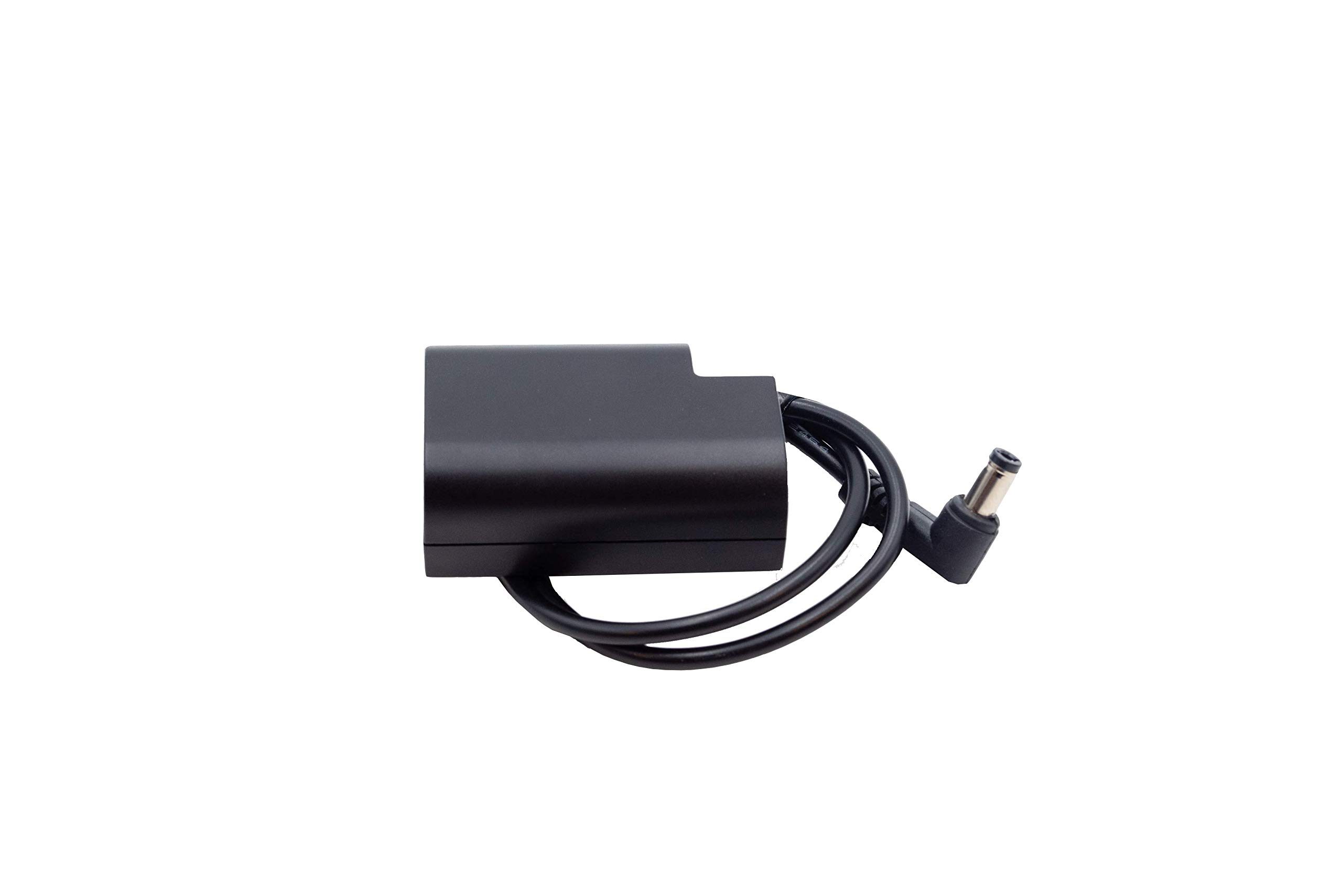 Power Junkie Adapter Panasonic (DMW-BLF19E) Dummy Battery for Panasonic Camera - by Blind Spot