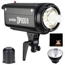 GODOX DP-800II 800W Professional Studio Strobe Flash Light Lamp 220V 2.4G HSS 1 / 8000s for Offers Creative Photography (DP800II)