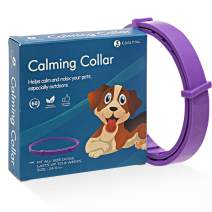 KOOLTAIL Adjustable Calming Collar for Dogs&Cats - Anxiety Relief and Safety Pheromones - with Long Lasting Effect Pets(24.5 inch)