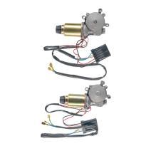 Set of 2 Front Left and Right Headlight Headlamp Motor for Chevrolet Corvette 1991-1996