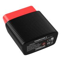 thinkcar Thinkcar 2 OBDII Bluetooth Scanner Engine Code Reader Full System Car Diagnostic Tool for iOS & Android with 15 Maintenance/Reset Services