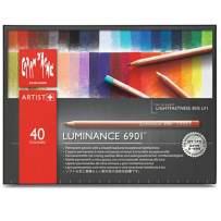 Caran D'ache Luminance Colored Pencil Set of 40 (6901.740)