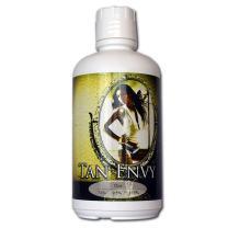 Tan Envy European Blend 9.5% Med Sunless Spray Tanning Solution Gallon (ships in 4 qts)