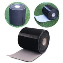 Artificial Grass Tape Self Adhesive Synthetic Turf Seaming Tape for Jointing Fixing Green Lawn Mat Rug,Connecting Fake Grass Carpet