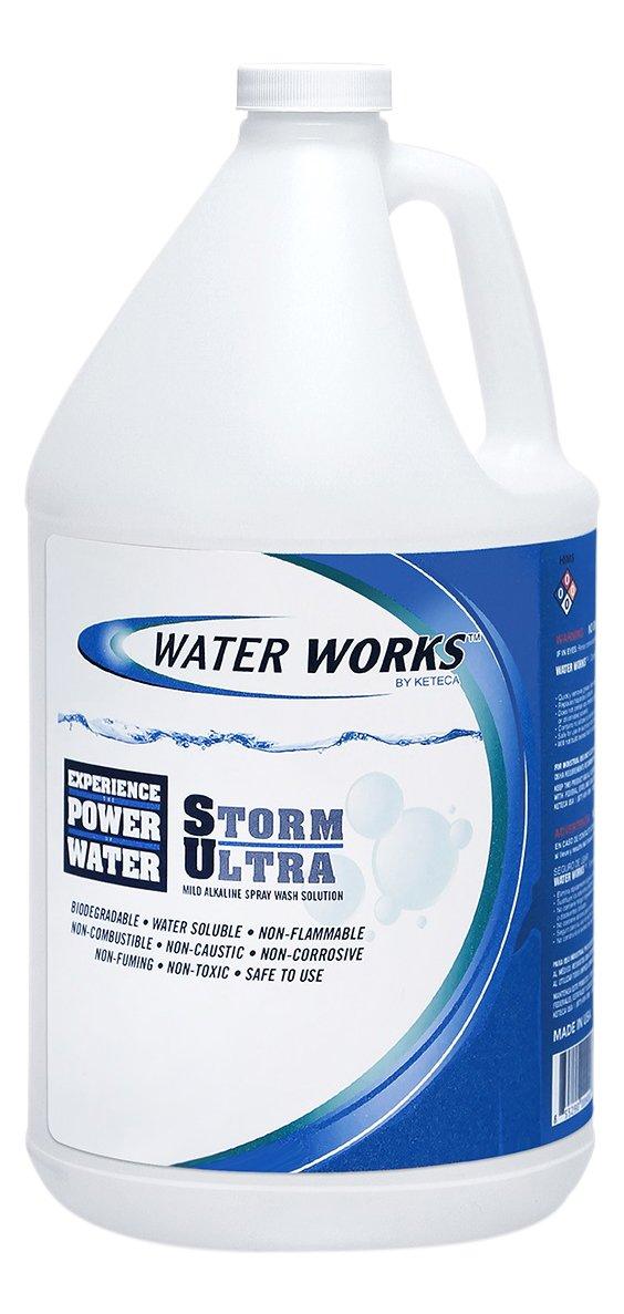 Water Works Storm Ultra Mild Alkaline Spray Wash, 1 Gallon